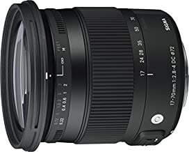 Sigma 17-70mm F2.8-4 Contemporary DC Macro OS HSM Lens for Nikon