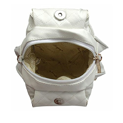 Shiv Women's Sling Bag (SBH95_White)