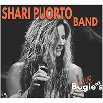 Shari Puorto Band: Live at Bogie's