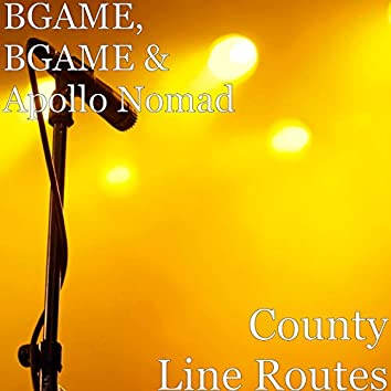 County Line Routes