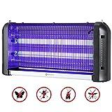 YUNLIGHTS Lampe Anti Moustique, 30W UV LED Anti Moustique Lampe Electrique Intérieur...