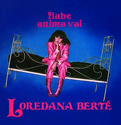 Fiabe, Anima Vai (7' Vinyl Red Con Cartolina Personalizzata Limited Edt.)
