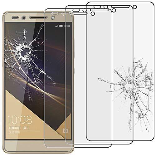 ebestStar - [Lote x3 Cristal Templado Compatible con Huawei Honor 7 Protector...