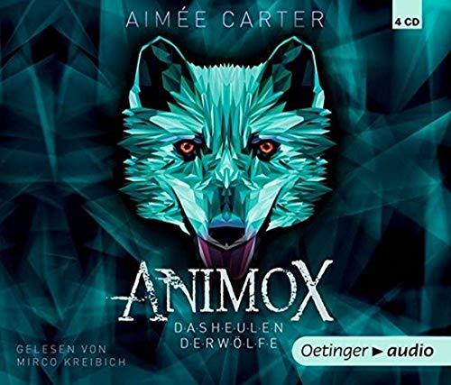 Animox. Das Heulen der Wölfe (CD) (Animox-Reihe)