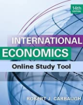 Online Study Guide for Carbaugh's International Economics, 14th Edition
