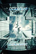 Insurgent movie poster 60 x 90 cms