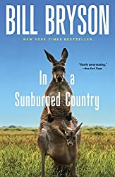 Best Travel Books -  In a sunburned Country