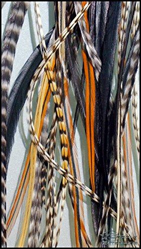 Grizzly-Extensions EasyIn Big Nature Extension pour cheveux bruns