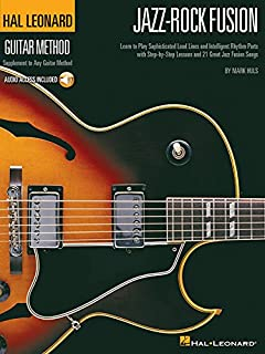 Jazz-Rock Fusion: Hal Leonard Guitar Method