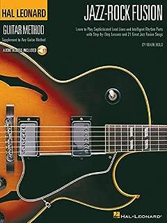 Jazz-Rock Fusion (Hal Leonard Guitar Method (Songbooks))