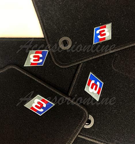 Accesorionline Alfombrillas Serie 3 1999-2005 a Medida específica
