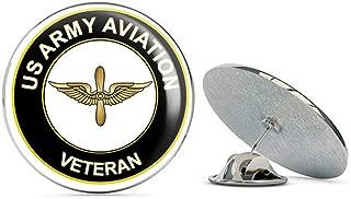 U.S. Army Veteran Aviation Metal 0.75