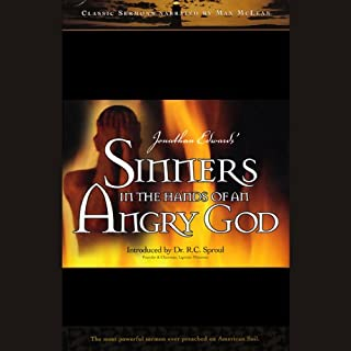 Sinners in the Hands of an Angry God audiobook cover art