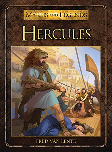 Hercules (Myths and Legends, Band 6)