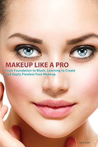 How to Apply Makeup Like a Pro: From Foundation to Blush. Learning to Apply Flawless Face Makeup.