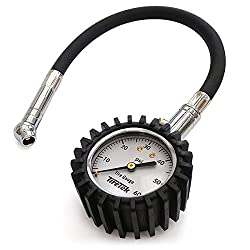 Heavy Duty Tire Pressure Gauge