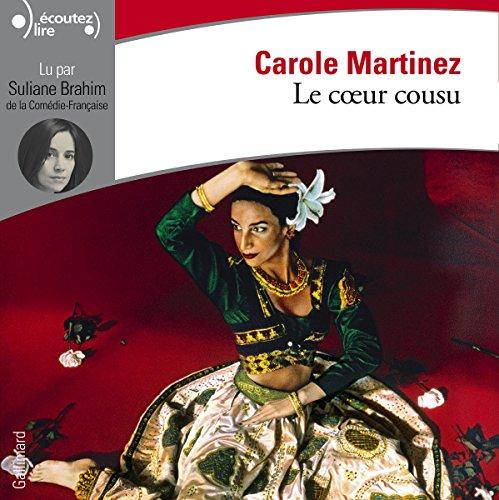 Le cœur cousu audiobook cover art