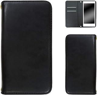 whitenuts Xperia Z5 Compact SO-02H ケース 手帳型 バンドレス ブラック スマホケース エクスペリア ゼットファイブ コンパクト 手帳 カバー 全機種対応 WN-OD253674_M