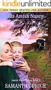 Amish Maids Trilogy 1巻 表紙画像