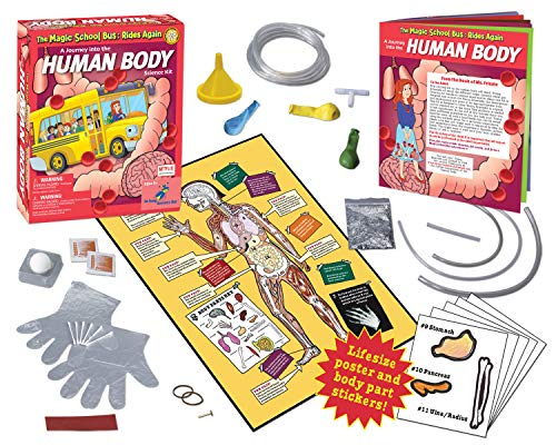 The Magic School Bus:A Journey into the Human Body