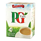 PG Tips 240 Bags 3 Pack (720 Bags Total)