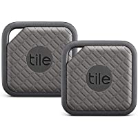 2 Pack Tile Sport Phone Finder Anything Finder (Graphite)
