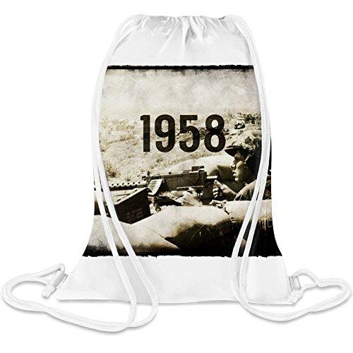 Libanon-Krise - Lebanon Crisis Custom Printed Drawstring Sack - 5 l - 100% Soft Polyester - A Stylish Bag For Everyday Activities - Custom Bags