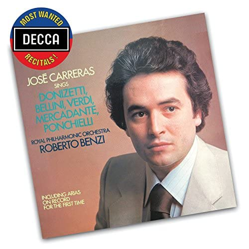 José Carreras, Royal Philharmonic Orchestra & Roberto Benzi