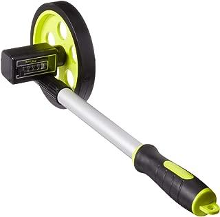 Komelon ML1810 Measuring Wheel for Feet, 6-Inch, Hi-Viz Yellow