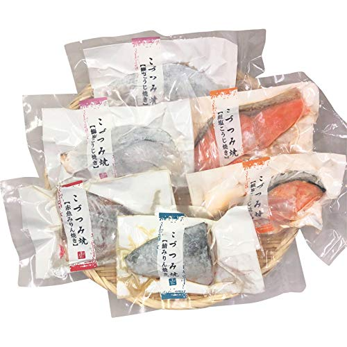 スギヨ こづつみ焼き(レンジ 簡単 焼き魚) 産地直送 2020 歳暮 冬 ギフト (御歳暮のし)