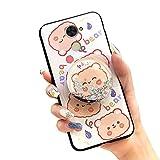 Lulumi Coque de téléphone pour Huawei Enjoy 7 Plus/Y7 Prime/Y7 2017, fonctionnel et élégant avec...