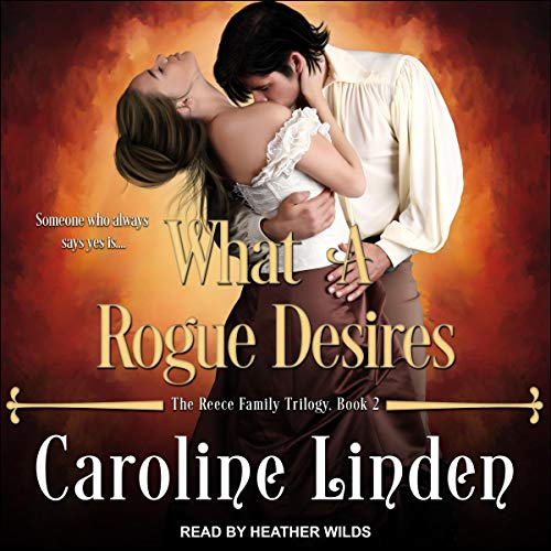 What a Rogue Desires  By  cover art