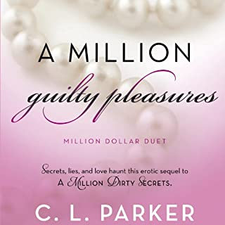 A Million Guilty Pleasures audiobook cover art