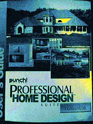 Punch! Software: Professional Home Design Suite Platinum - User