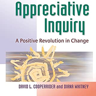 Appreciative Inquiry audiobook cover art
