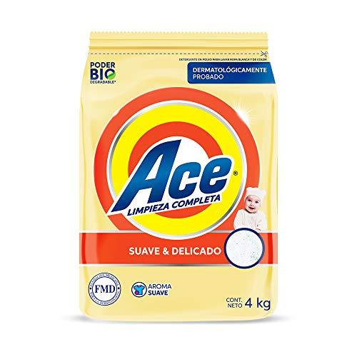 detergente en polvo foca fabricante ACE