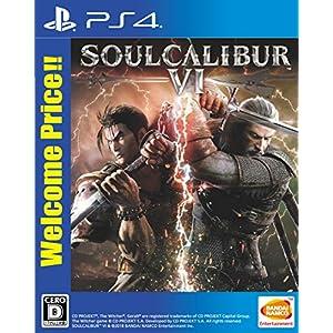 """【PS4】SOULCALIBUR VI Welcome Price!!"""""""