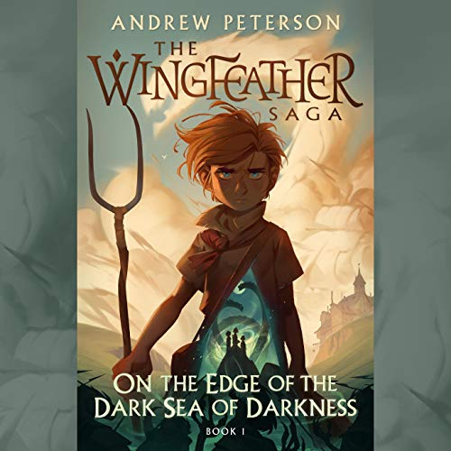 On the Edge of the Dark Sea of Darkness cover art