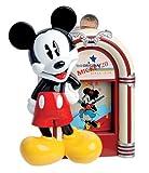 WD Mickey Despertador Mta-Hucha de 20 cm.