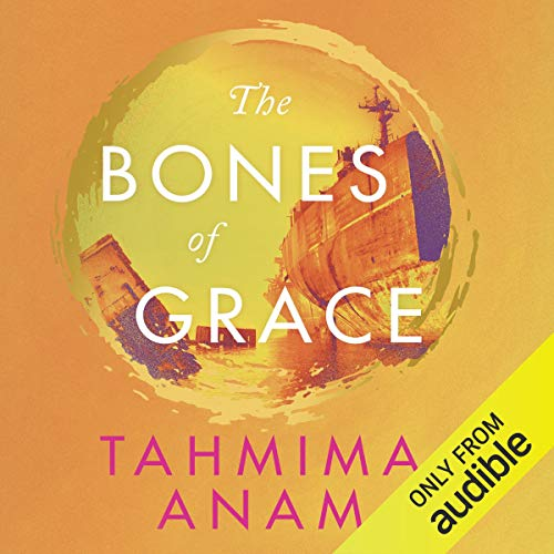 The Bones of Grace cover art