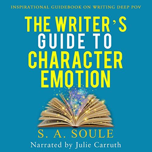 The Writer's Guide to Character Emotion audiobook cover art