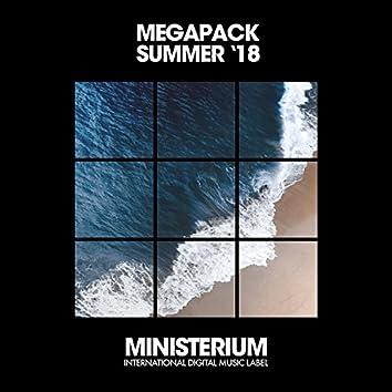 Megapack Summer '18