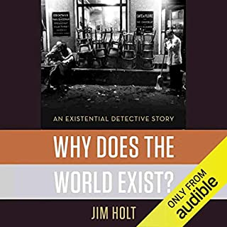 Why Does the World Exist? audiobook cover art