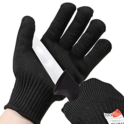 OVOS Work Gloves Stainless Steel...