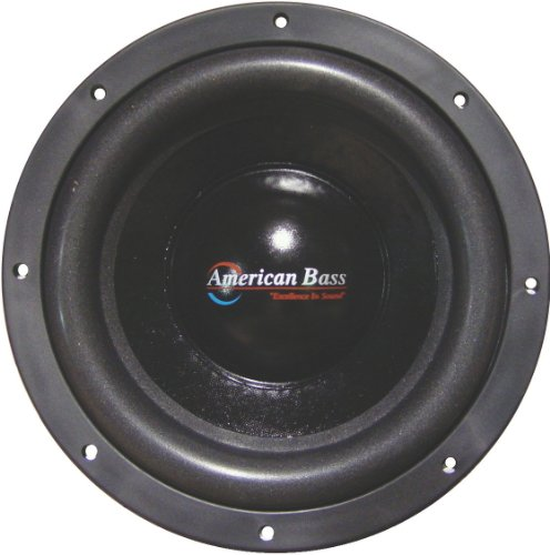 American Bass TNT1544 15 inch Dual 4 Ohm Car Stereo Subwoofer