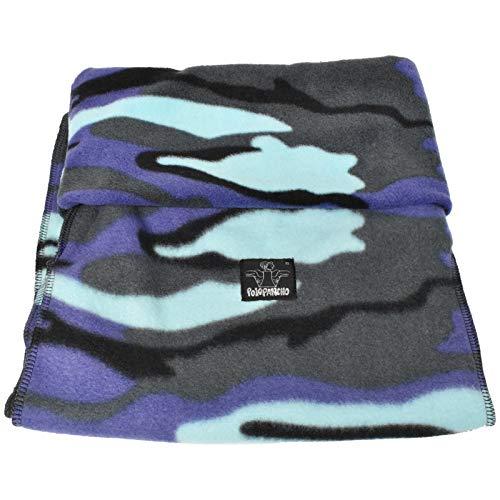 Echte Unisex Polo Pancho Sjaal Snood Hoed Balaclava Poncho 20 manieren om te dragen