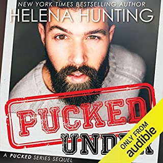 Pucked Under audiobook cover art