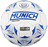 Munich Precision Balónes fútbol Sala, Unisex, Blanco, 62