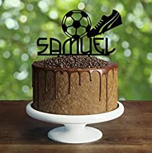 Amazon.es: decoracion tarta futbol