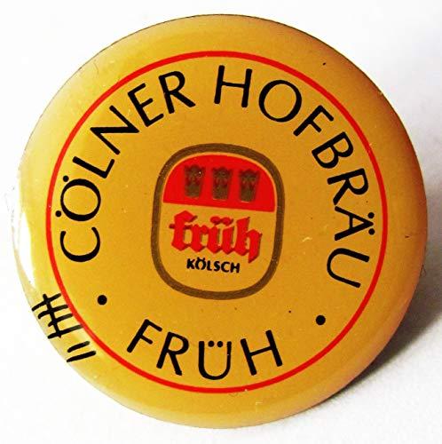 Früh Kölsch - Cölner Hofbräu - Pin 21 mm
